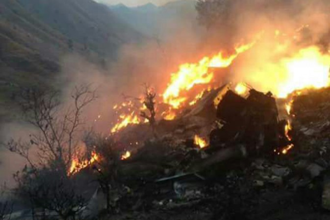 47 feared dead in Pakistan Airlines plane crash ATR-42