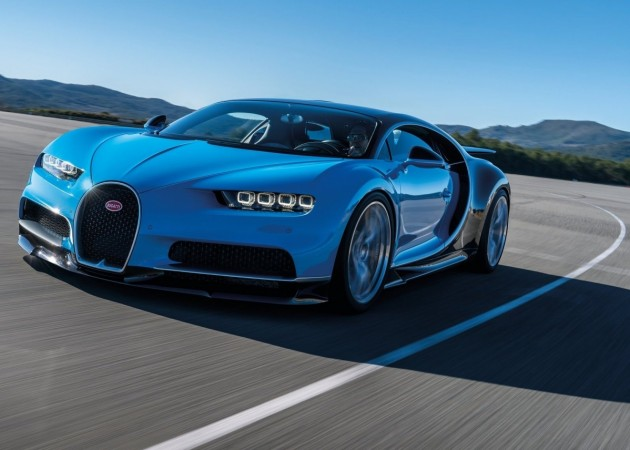 The Bugatti Chiron hypercar has sold 220 units in 9 months; but is it the fastest car in the world? - IBTimes India