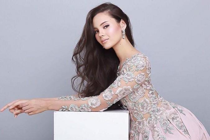 Miss Philippines Catriona Gray