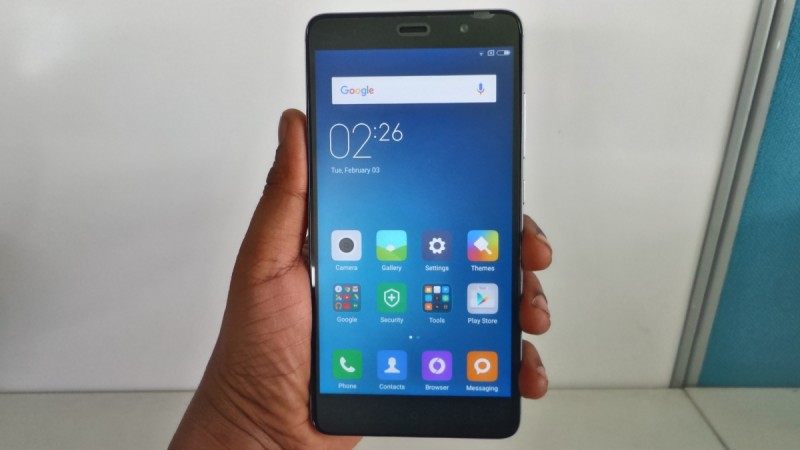 Xiaomi Redmi Note 3 gets a taste of Android Nougat via