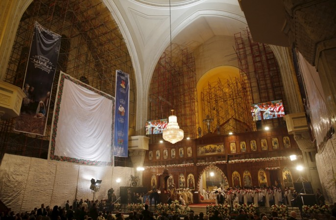 Image result for coptic church attack in egypt