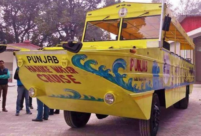 Punjab water bus