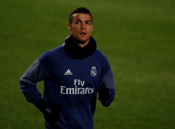 new style 69046 6621d Cristiano Ronaldo takes his shirt off to rescue Portuguese ...