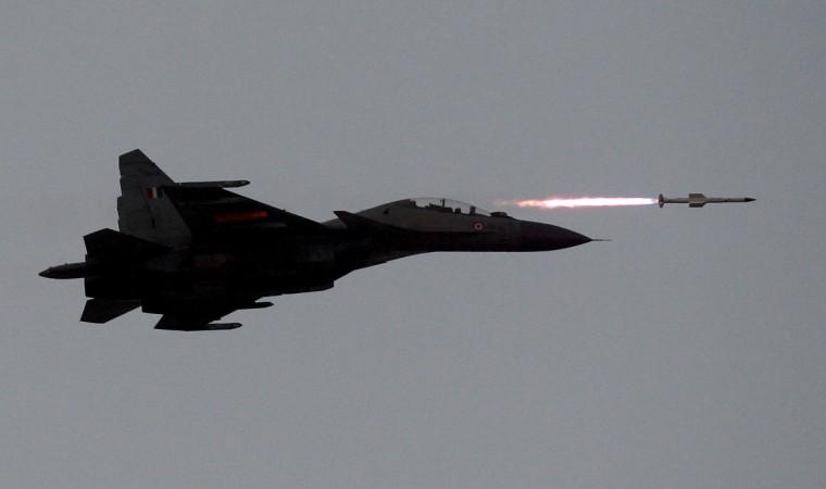 IAF tests Astra missile