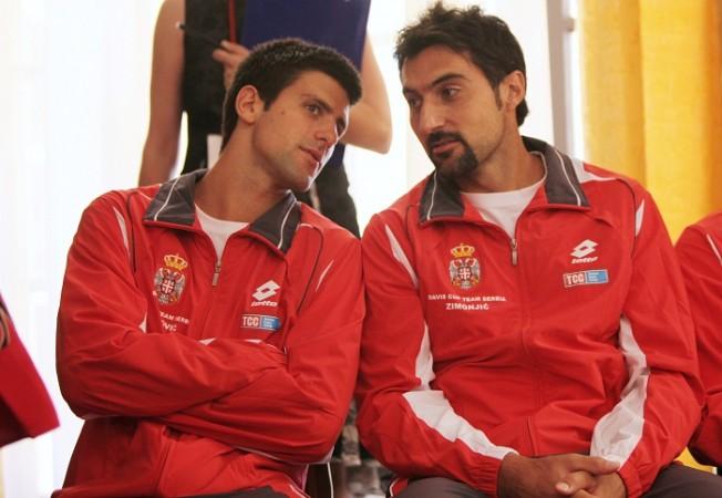 Could Nenad Zimonjic be Novak Djokovic's next coach?