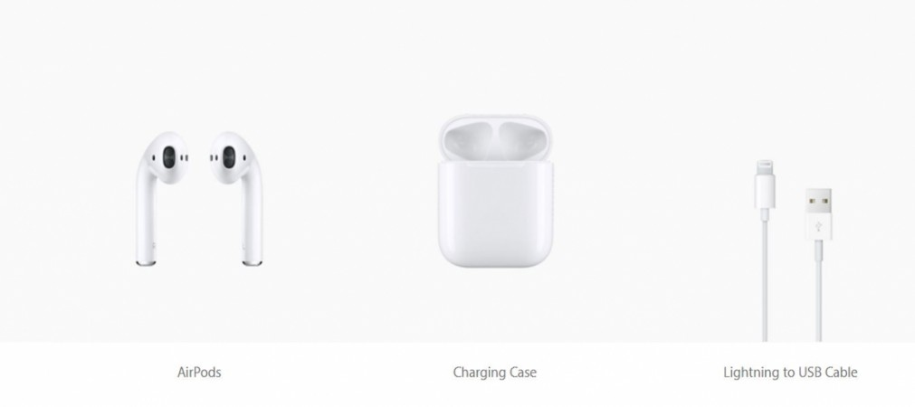 Apple wireless AirPods finally put up for sale; Shipments to commence before Christmas
