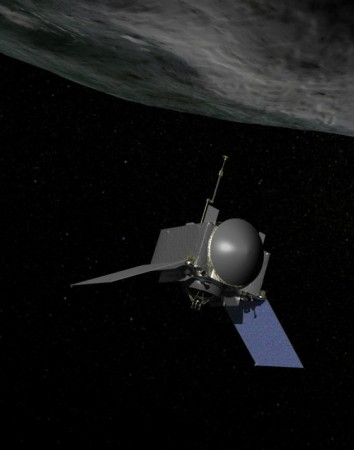 NASA's OSIRIS-REx spacecraft