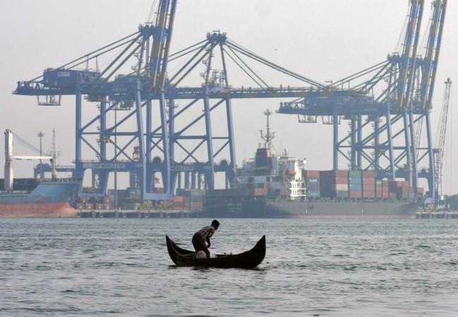 India shipping ports