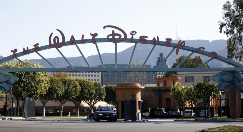 Walt Disney office