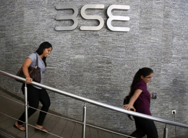 bse bombay stock exchange losers gainers building people employees sensex