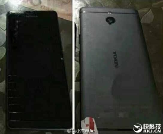 Android-powered Nokia P series smartphone leaks in picture; tipped to boast Snapdragon 835 SoC