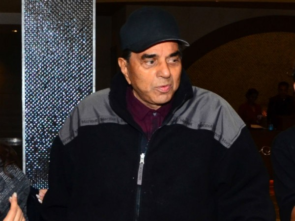 Dharmendra admitted to hospital