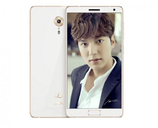 Lenovo ZUK Edge , Lee Min Ho, ZUK Edge L