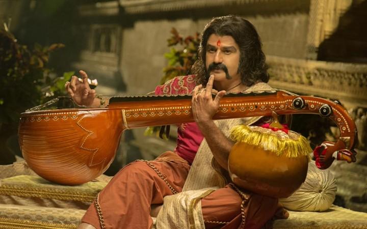 Gautamiputra Satakarni, Nandamuri Balakrishna, director Krish, Shriya Sharan