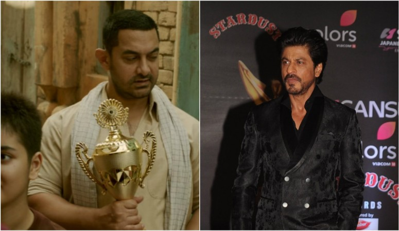 Shah Rukh Khan, Aamir Khan, Dangal