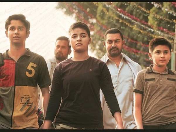 Dangal, Dangal box office collection