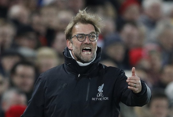 Jurgen Klopp, Liverpool, Pep Guardiola, Manchester City, Premier League