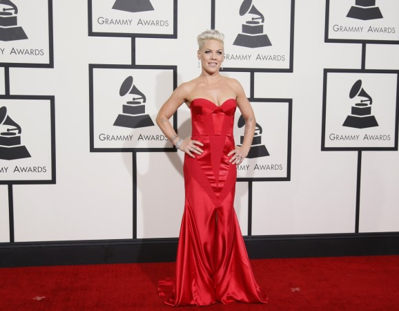 Pink Says She 'Laughed Out Loud' After Learning About Beautiful Issue Cover