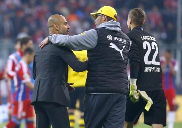 Klopp, Guardiola, Klopp vs Guardiola, Manchester City, Liverpool, managers,