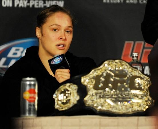 UFC 207, Ronda Rousey, Amanda Nunes, Nunes vs Rousey, #fearthereturn