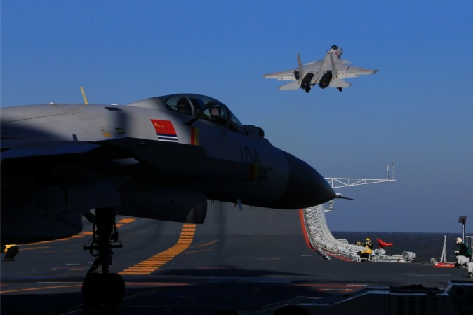 China packs more punch in sea warfare with new aircraft carrier - IBTimes India