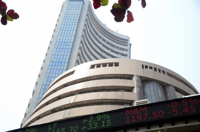 bse sensex, nse nifty, top losers, economic survey 2017, highlights of economic survey 2017, sensex gainers, sensex losers