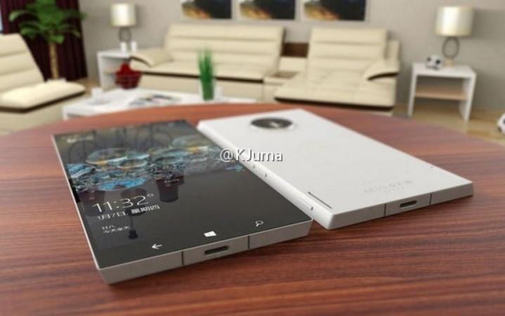 Microsoft Surface phone, Surface mobile, images, design language
