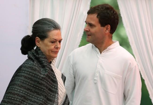 sonia gandhi, rahul gandhi, congress, india, bjp, economy, gdp growth