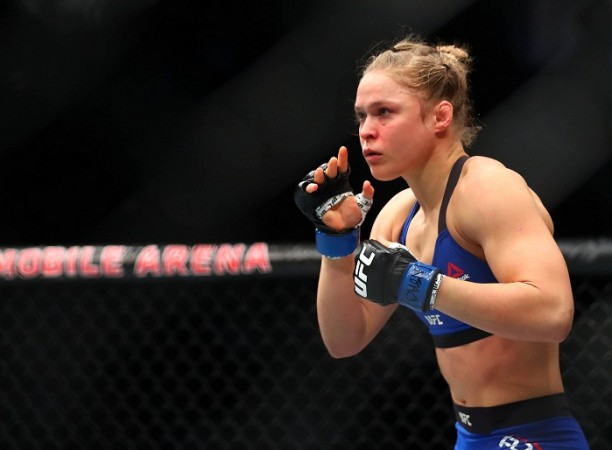 Ronda Rousey, Ronda Rousey retirement, UFC 207, Ronda Rousey vs Amanda Nunues, Ronda Rousey loses
