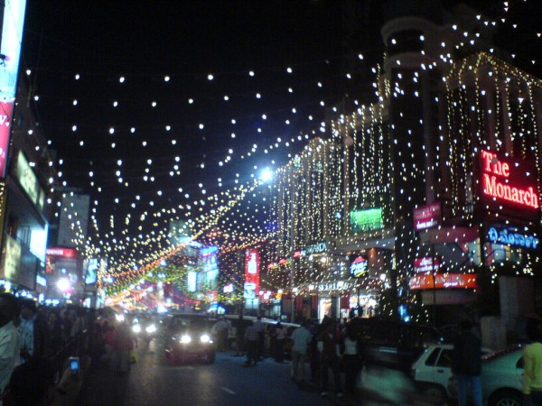 brigade road, mass molestation, new year