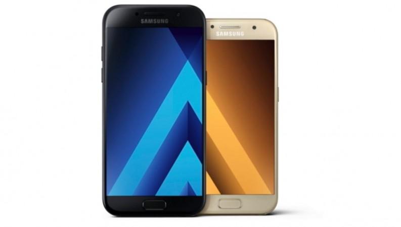 Samsung,Galaxy A7 2017, Galaxy A5 2017, Galaxy A3 2017, Galaxy A (2017), Samsung Galaxy A(2017)