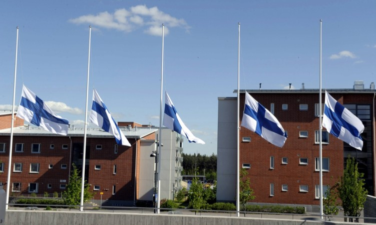 Finland, Finland flags