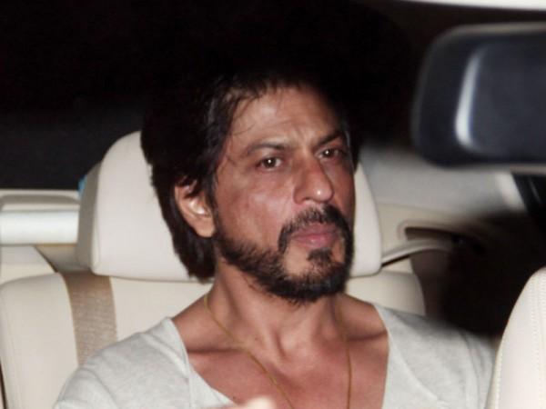 Shah Rukh Khan, Aanand L Rai, Shah Rukh Khan's film