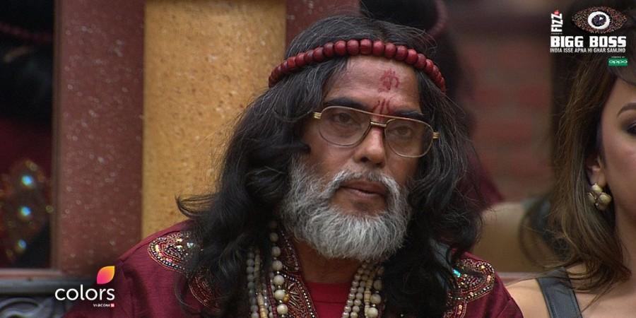 Bigg Boss 10, Om Swami
