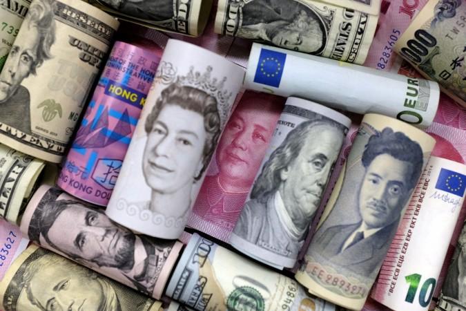 US Dollar, currencies, Euro, Yuan, Yen, Asian shares