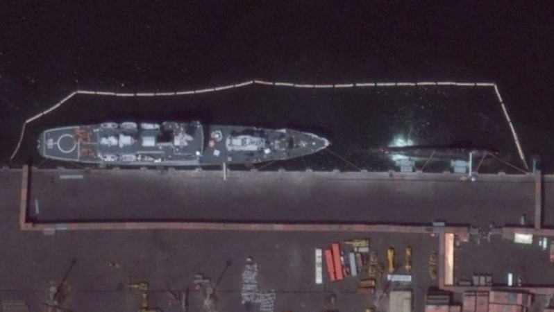 Chinese nuclear-powered submarine