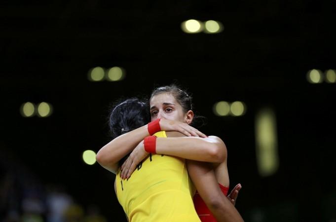 Carolina Marin, PV Sindhu, India badminton, badminton rivalry, Saina Nehwal