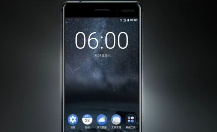 Nokia 6 teaser, HMD Global, Nokia, Android phone