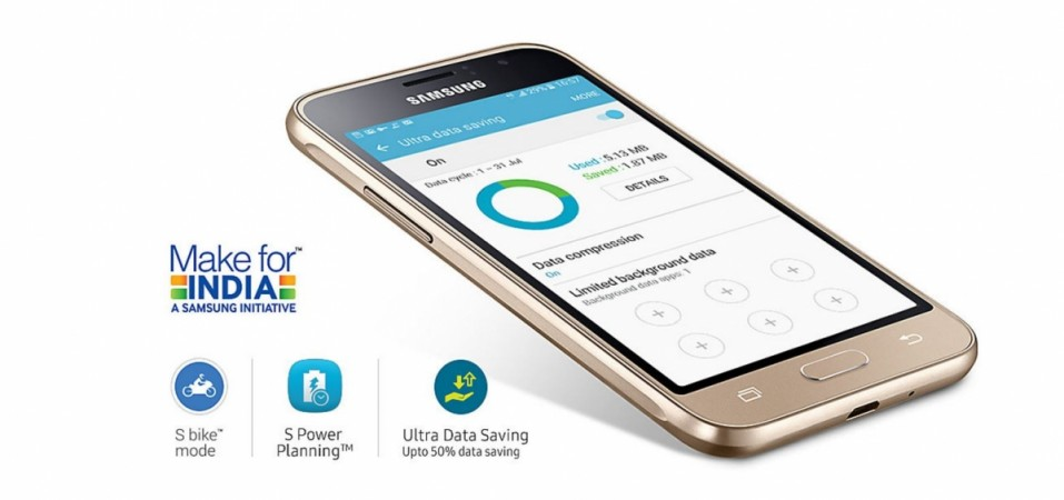 Samsung launches budget Galaxy J1 (4G) with VoLTE, S bike support and more in India; price, specifications