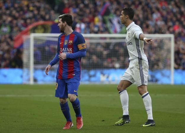 Lionel Messi, Cristiano Ronaldo, Barcelona, Real Madrid, FIFA Awards