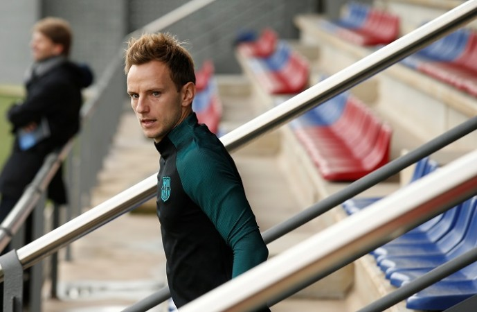 Ivan Rakitic, Barcelona, transfer news, Manchester United, Manchester City