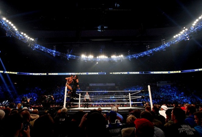 WWE, WWE raw,raw results, Shawn Michaels, The Undertaker