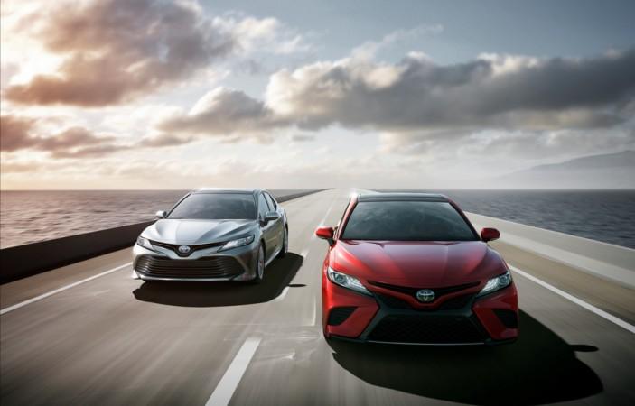 Toyota, 2018 Toyota Camry, Toyota Camry new, 2018 Camry, Toyota Camry, Detroit Auto show