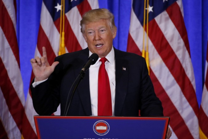 Donald Trump: Isis is number one tricky