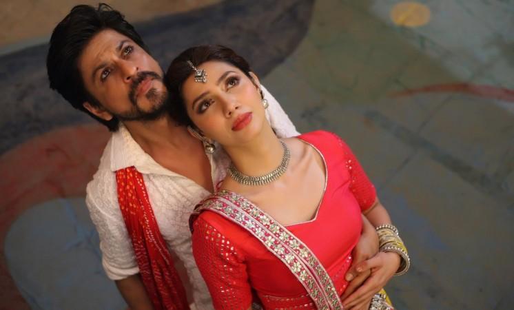 Shah Rukh Khan, Mahira Khan, Raees