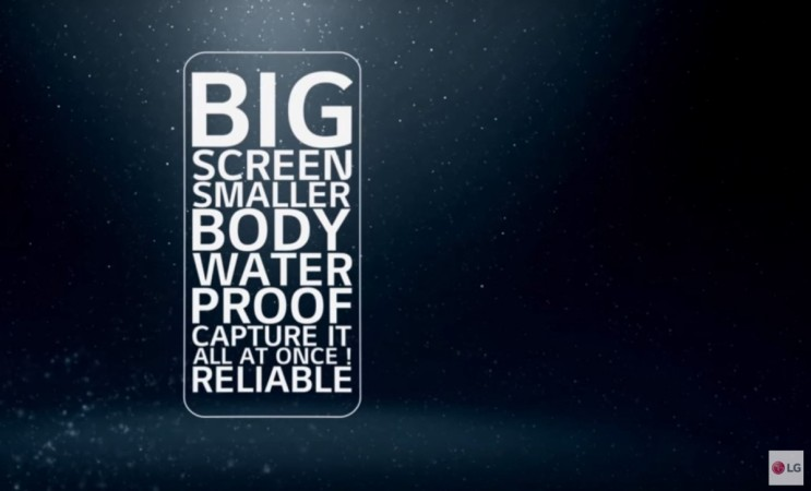 LG G6 teaser, LG G6 features, MWC 2017