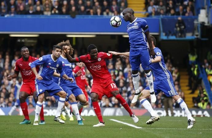 N'Golo Kante, Chelsea, Leicester City, English Premier League, Schedule