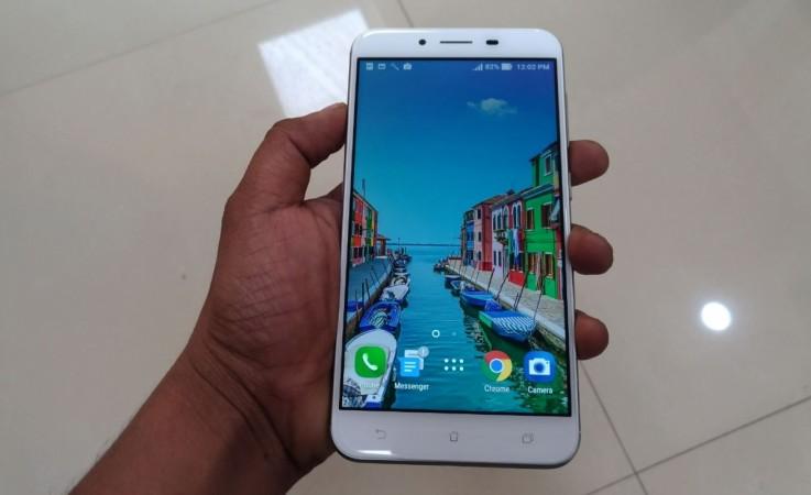 Asus, Zenfone 3 Max, review, display