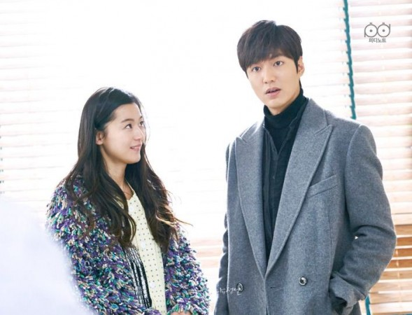 2ab72d7542c9 The Legend Of The Blue Sea season 2 filming