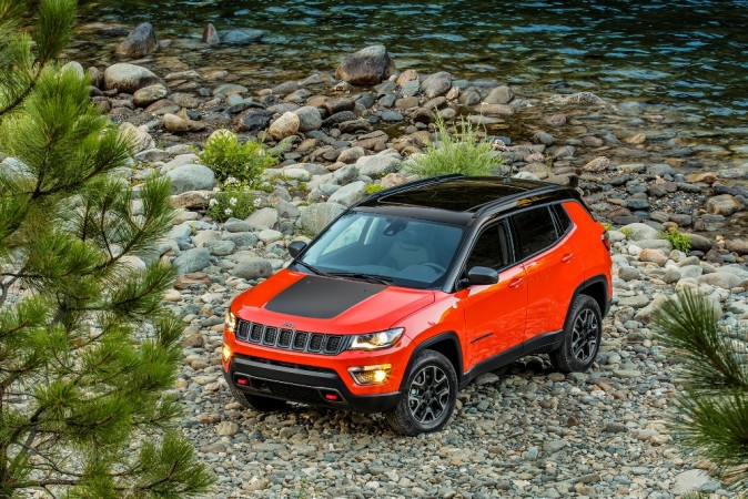 Jeep Compass Suv To Be Launched In June In India To Be Priced Under